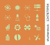science icon. science vector... | Shutterstock .eps vector #1247875954