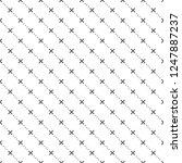 seamless pattern. abstract... | Shutterstock .eps vector #1247887237