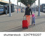 moscow  russia   june  06  2013 ... | Shutterstock . vector #1247950207