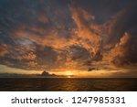 views around the small... | Shutterstock . vector #1247985331