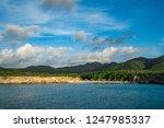 coastal  views around the... | Shutterstock . vector #1247985337