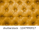 texture of genuine yellow... | Shutterstock . vector #1247990917