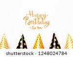 decoration for the party on... | Shutterstock . vector #1248024784