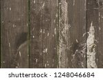 brown painted old obsolete... | Shutterstock . vector #1248046684