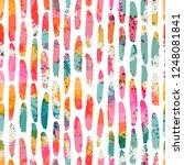 template seamless abstract... | Shutterstock .eps vector #1248081841
