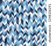 herringbone pattern. seamless... | Shutterstock .eps vector #1248106291