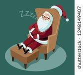 cartoon illustration of... | Shutterstock .eps vector #1248149407