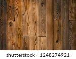 warm orange and red brown... | Shutterstock . vector #1248274921