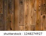 warm orange and red brown... | Shutterstock . vector #1248274927
