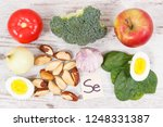 natural ingredients or products ... | Shutterstock . vector #1248331387