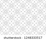 abstract geometric pattern with ... | Shutterstock .eps vector #1248333517