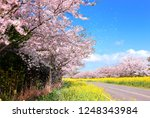 it is the scenery of noxan road ... | Shutterstock . vector #1248343984