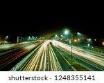 long exposure  time exposure ... | Shutterstock . vector #1248355141
