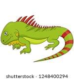 cartoon vector illustration of...   Shutterstock .eps vector #1248400294