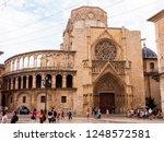 valencia  spain   august 23 ... | Shutterstock . vector #1248572581