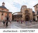 valencia  spain   august 23 ... | Shutterstock . vector #1248572587