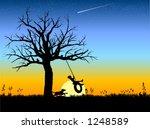 vector silhouette graphic...   Shutterstock .eps vector #1248589