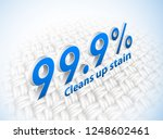 it means cleaning the dirt on... | Shutterstock .eps vector #1248602461
