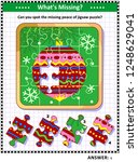 winter holidays joy themed... | Shutterstock .eps vector #1248629041