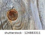 Closeup Detail Of Wooden Plank...