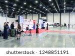 st. petersburg  russia   25... | Shutterstock . vector #1248851191