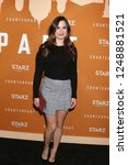 Small photo of LOS ANGELES - DEC 3: Sarah Bellini at the Counterpoint Season 2 Premiere at the ArcLight Hollywood on December 3, 2018 in Los Angeles, CA