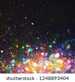 abstract christmas background... | Shutterstock . vector #1248893404