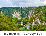 The Veliki Slap Waterfall In...