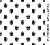 people peace group pattern....   Shutterstock .eps vector #1248912451