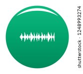 equalizer song icon. simple...   Shutterstock .eps vector #1248993274