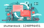 translate vector illustration.... | Shutterstock .eps vector #1248996451