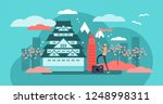 osaka vector illustration.... | Shutterstock .eps vector #1248998311