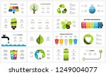 vector infographic templates... | Shutterstock .eps vector #1249004077