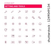 setting and tools simple...