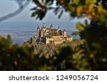 castle hohenzollern  swabian...   Shutterstock . vector #1249056724