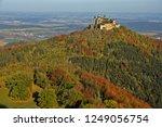 castle hohenzollern  swabian...   Shutterstock . vector #1249056754