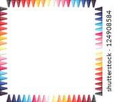 Multi Color Pastel Crayon ...