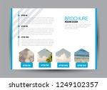 flyer  brochure  billboard... | Shutterstock .eps vector #1249102357