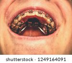 prague  czech republic... | Shutterstock . vector #1249164091