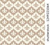 classic victorian background... | Shutterstock .eps vector #1249221064