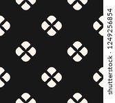 vector floral minimalist...   Shutterstock .eps vector #1249256854