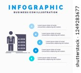 business  explanation  graph ... | Shutterstock .eps vector #1249283677