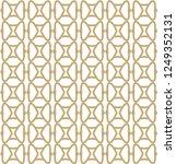 geometric ornamental vector... | Shutterstock .eps vector #1249352131