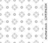 seamless vector pattern in... | Shutterstock .eps vector #1249396204