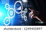 business process management ...   Shutterstock . vector #1249405897
