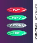 colorful oval options panel for ...