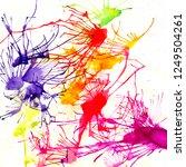 splashes  stains  scratches....   Shutterstock . vector #1249504261