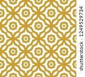 seamless vector pattern.... | Shutterstock .eps vector #1249529734
