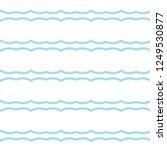 seamless vector pattern in...   Shutterstock .eps vector #1249530877