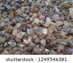 specimen zircon gemstone rough... | Shutterstock . vector #1249546381